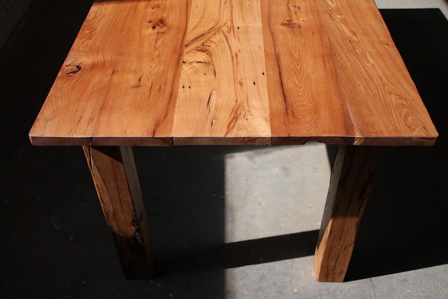 Wooden Affairs | Detailansicht | Tische aus alter Eiche – Oachkatzl ...