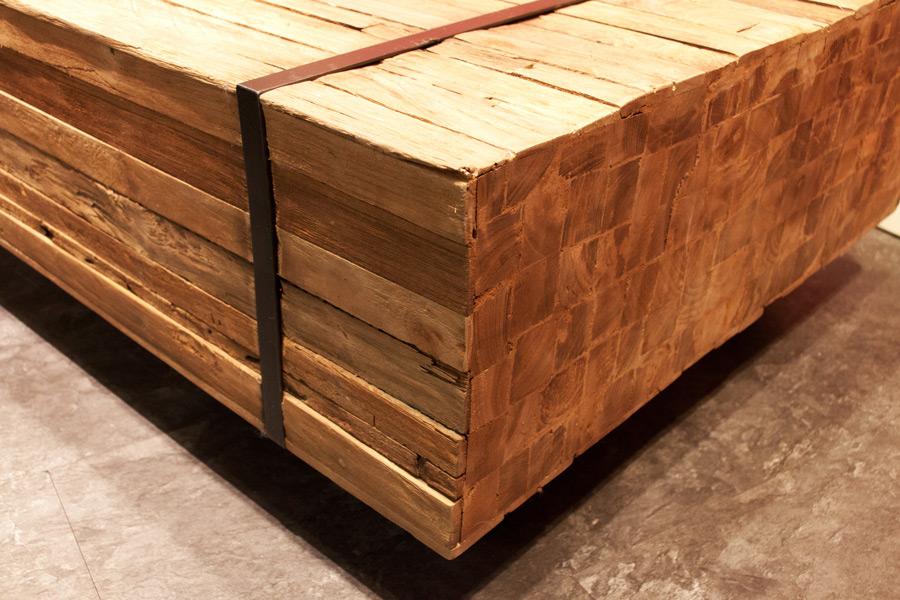 Couchtisch Bareng Aus Holzresten