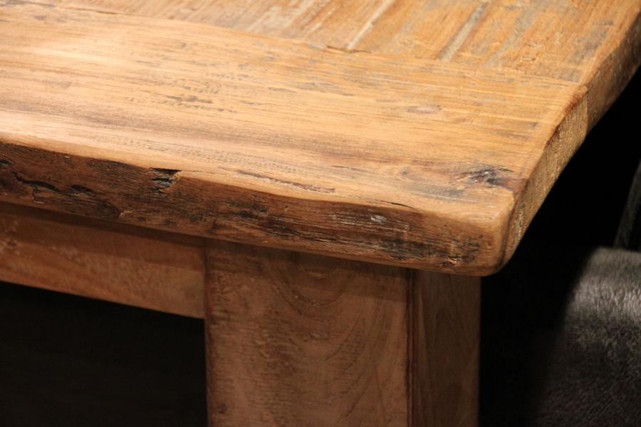 Favorit Wooden Affairs | Detailansicht | Tische aus altem Holz – Santoso JC14