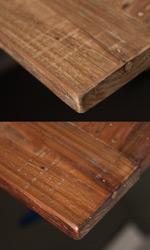 wooden affairs detailansicht zubeh r service tisch len mit natur holz l. Black Bedroom Furniture Sets. Home Design Ideas